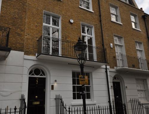 Trevor Square, Knightsbridge, London