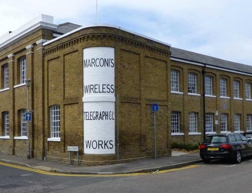Marconi Silkmill, Chelmsford